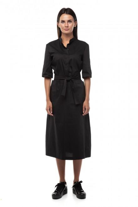 Плаття чорне Liviana Conti