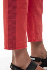 Брюки женские красные Blauer.USA 4