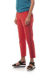 Брюки женские красные Blauer.USA 1