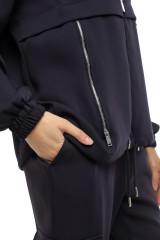 Женская спортивная кофта с капюшоном Rich & Royal 4
