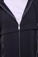 Женская спортивная кофта с капюшоном Rich & Royal 5