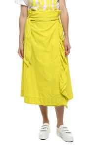 Спідниця жіноча жовтого кольору Le Coeur