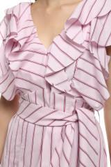 Платье полосатое Le Coeur 3