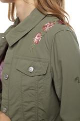 Куртка жіноча хакі Craghoppers 3