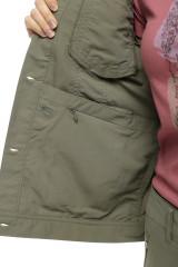 Куртка жіноча хакі Craghoppers 4