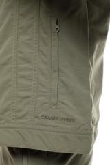 Куртка жіноча хакі Craghoppers 5