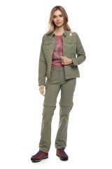 Куртка жіноча хакі Craghoppers 6