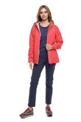 Куртка жіноча червона Craghoppers 7