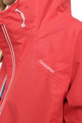 Куртка жіноча червона Craghoppers 4