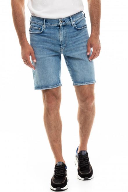 Шорты мужские джинсовые укороченные Junk de Luxe