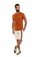 Футболка мужская оранжевая Antony Morato 4