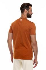 Футболка мужская оранжевая Antony Morato 2