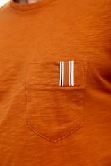 Футболка мужская оранжевая Antony Morato 3