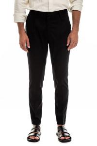 Черные летние штаны Antony Morato