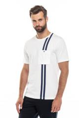 Футболка мужская с карманом Junk de Luxe 1