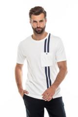 Футболка мужская с карманом Junk de Luxe