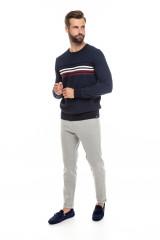 Пуловер мужской с полосками Lindbergh 5