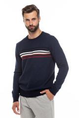 Пуловер мужской с полосками Lindbergh 1