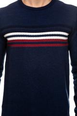 Пуловер мужской с полосками Lindbergh 3