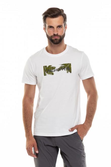 Футболка мужская с принтом пальмы Craghoppers