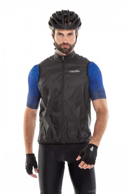 Жилет мужской черный для велоспорта Zero rh+