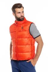 Жилет мужской ярко-оранжевый Blauer.USA 1
