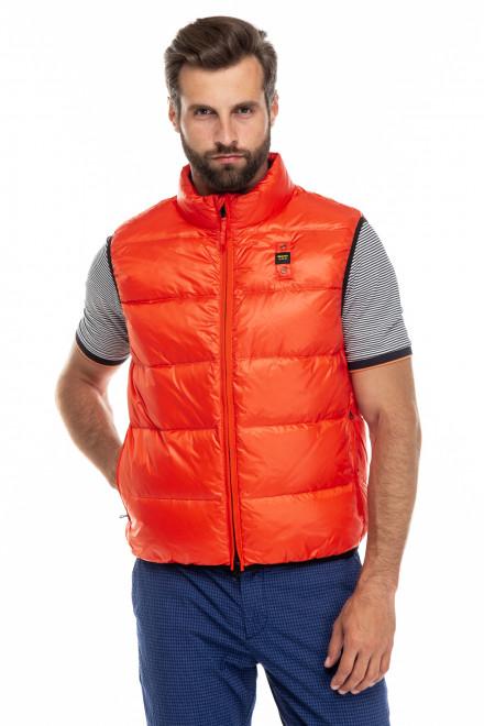 Жилет мужской ярко-оранжевый Blauer.USA