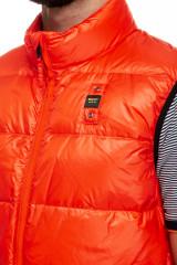 Жилет мужской ярко-оранжевый Blauer.USA 3