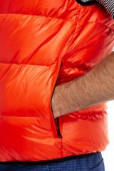 Жилет мужской ярко-оранжевый Blauer.USA 4