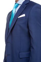 Костюм мужской классический темно-синий Carl Gross 4
