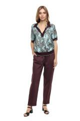 Женская блуза в принт Beatrice .b 3