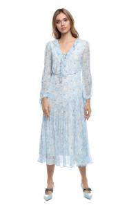 Платье женское с цветочным принтом Miss Sixty