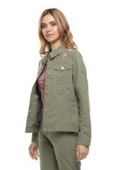 Куртка жіноча хакі Craghoppers 1