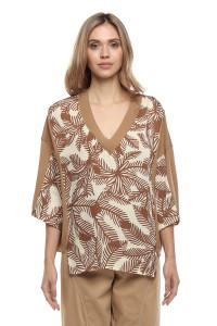 Женская блуза оверсайз Beatrice .b