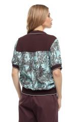 Женская блуза в принт Beatrice .b 2