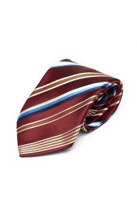 Галстук ручной работы и шелковый платок  Dolcepunta