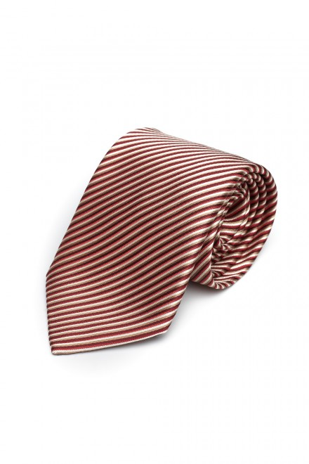 Краватка чоловіча в тонку смужку Dolcepunta
