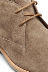 Ботинки бежевые Paradigma 3