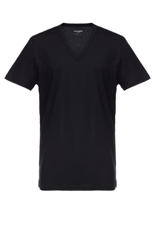Хлопковая футболка Perofil