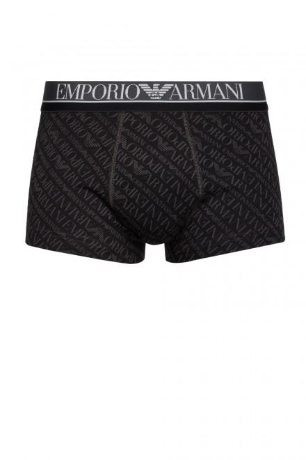 Труси чоловічі чорні Emporio Armani