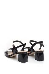 Босоножки женские летние черного цвета The Seller Anima 2