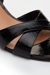 Босоножки женские летние черного цвета The Seller Anima 3