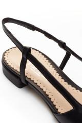 Босоножки женские летние кожаные The Seller  3
