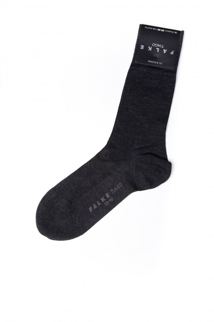 Носки мужские серого цвета Falke