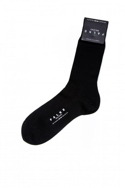 Носки мужские черного цвета классические Falke