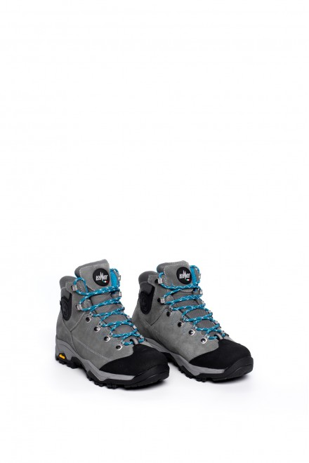 Ботинки женские серого цвета Lomer