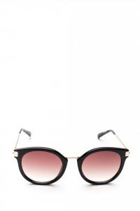 Солнцезащитные очки с коричневым градиентом Le Specs