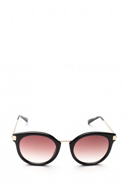 Сонцезахисні окуляри з коричневим градієнтом Le Specs