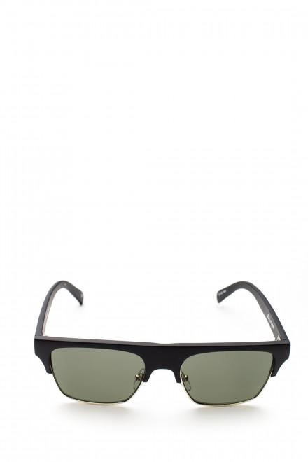 Солнцезащитные очки мужские с широкой дужкой Le Specs
