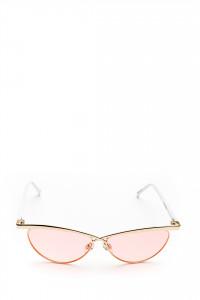 Солнцезащитные очки женские кораловые Le Specs